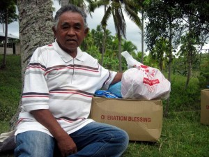 Operation Blessing Continues Aid in Flood-Hit Sarangani