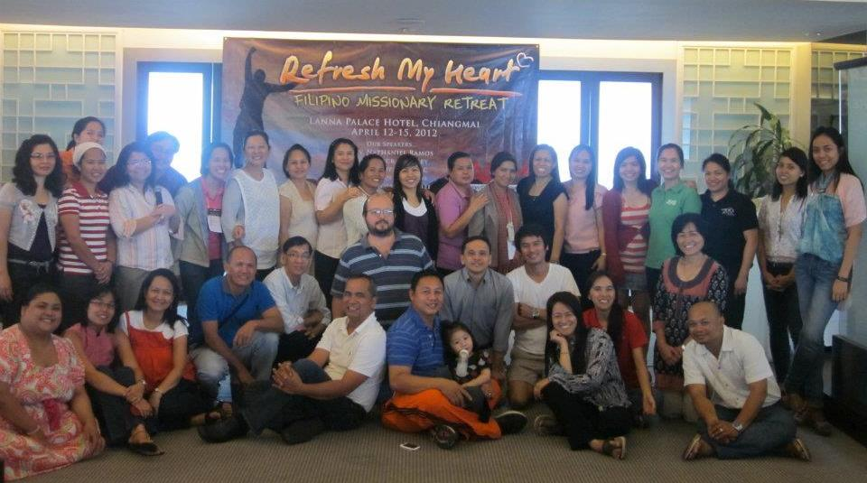 Refresh My Heart: Global Bayanihan in Missionary Care