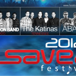 Celebrate Worship at Saved Festival 2012