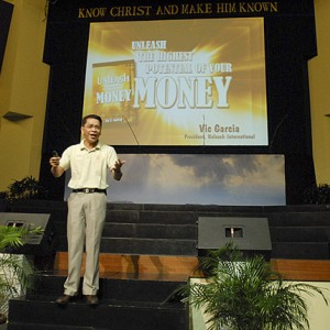 Unleash International Teaches OFWs' Kin How to Handle Money