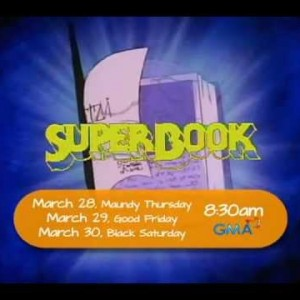 Catch Superbook Classic This Holy Week