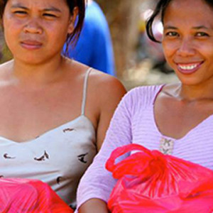 Over 116,000 Yolanda Survivors Served by Operation Blessing