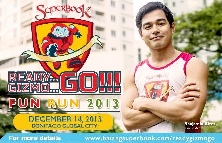 Top Celebrities To Join Superbook Fun Run