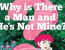 Book Review: Why is There a Man and He's Not Mine?
