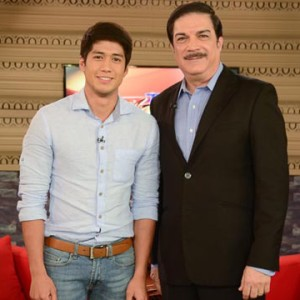 EXCLUSIVE INTERVIEW: Aljur Abrenica on The 700 Club Asia