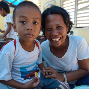 Operation Blessing Conducts Tummy-filling, Soul-lifting Feeding Program in Eastern Samar
