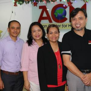 Through our OFWs, Christmas is now being celebrated among least reached peoples!