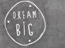 Go Ahead and Dream…