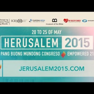 Empowered 21 | Celebrate the Pentecost in Jerusalem!