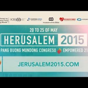 Empowered 21 | Celebrate the Pentecost in Jerusalem!