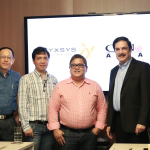 CBN Asia Partners with Nyxsys Philippines  to Launch Billboards That Save Lives