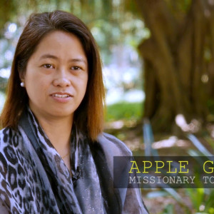 Jeph and Apple Garcia – Missionaries to Thailand