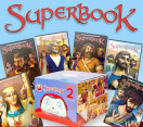 Superbook Releases Highly Anticipated Season 2 DVDs