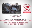 Help Typhoon Lando survivors