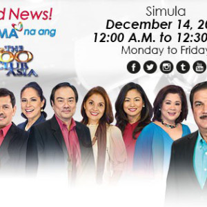 The 700 Club Asia moves back to GMA 7