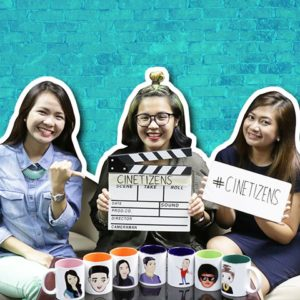 Meet the Awesome Cinetizens Female Hosts