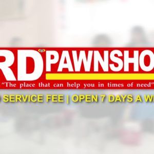 Donate to CBN Asia without Fees through RD Pawnshop