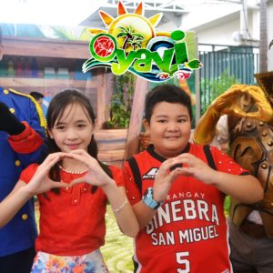 Pangkat Oyayi visited Umagang Kay Ganda and Ready, Get, More!