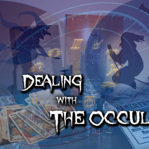 Dealing with the Occult