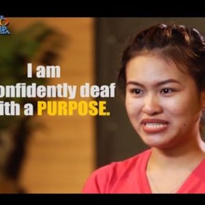 Confidently Deaf with a Purpose | Karren Key Gambe Testimony