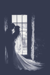 just-married-silhouette