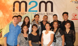 Reinforced | CBN Asia Prayer Center Ministering to Ministers