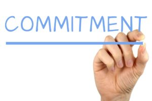 Image result for The commitment word