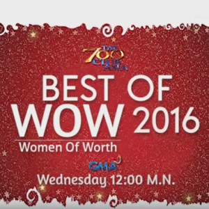 The Best of WOW 2016 Episode Trailer | The 700 Club Asia