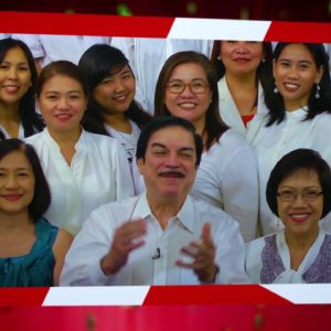 Merry Christmas from CBN Asia and The 700 Club Asia Hosts