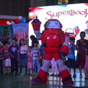 CBN Asia Launched Superbook Season 3