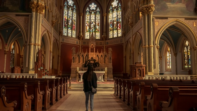 Do I Really Need to be in a Church?