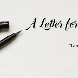 I am the Victim | A Letter for You