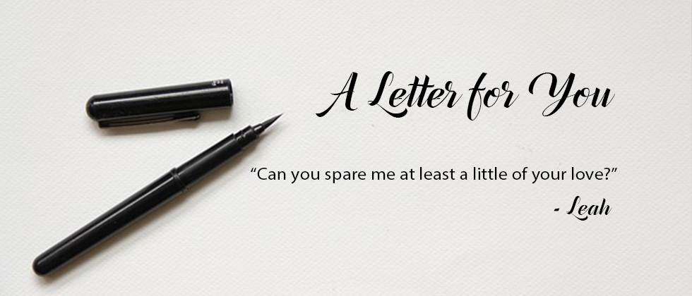 A Letter for You from Leah
