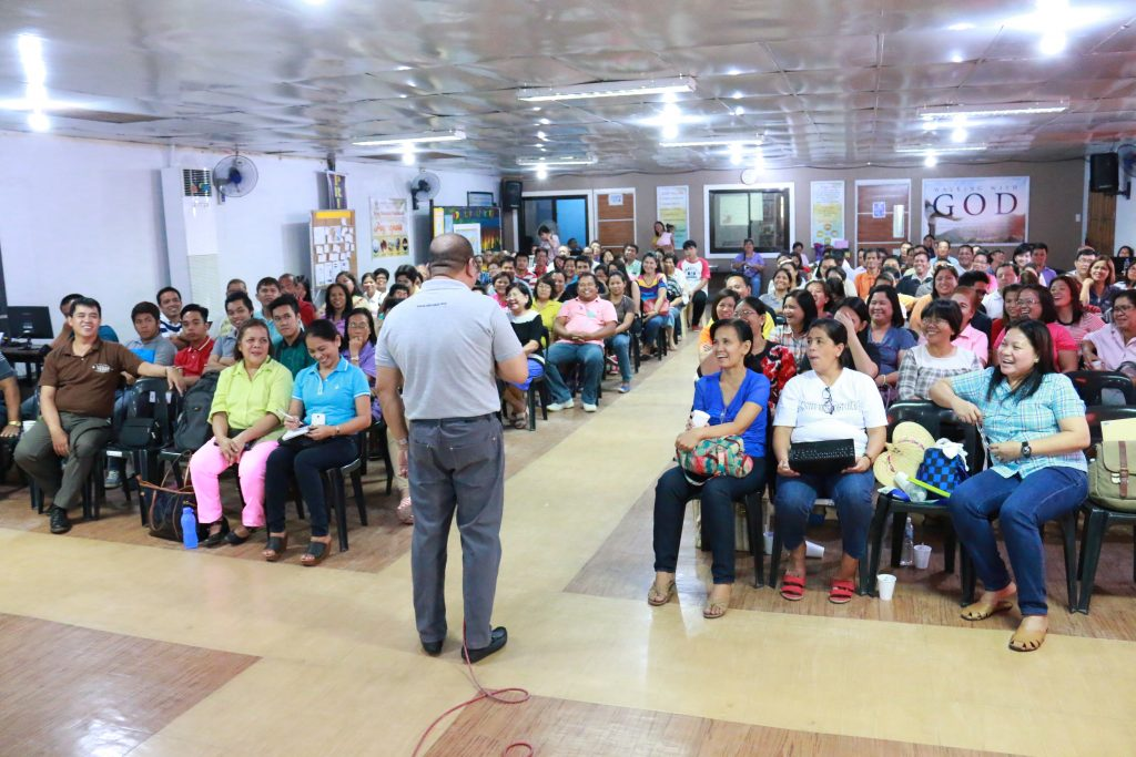 CBN Asia Prayer Center Counseling Training