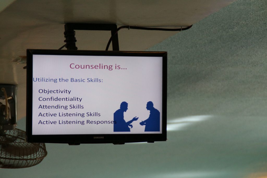 Counseling Objectives