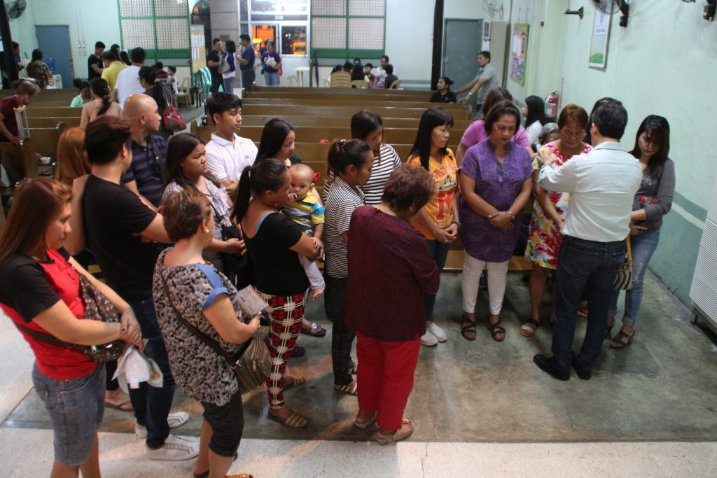 CBN Asia Prayer Center Manila Faith Fellowship
