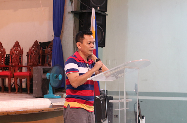 CBN Asia Prayer Center Manila Faith Fellowship Testimony