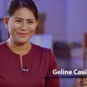 Forgiveness – A Choice to Make | Geline Genova Testimony