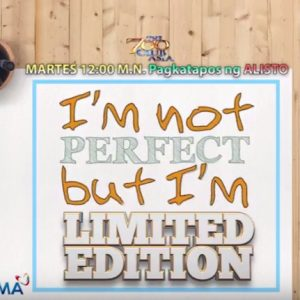 I'm Not Perfect, But I'm Limited Edition Episode Trailer   The 700 Club Asia