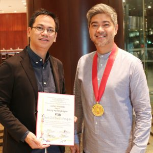 Oyayi is Gawad Tanglaw's Best Children's Show for 2016