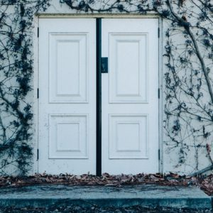 The Furniture Piled against the Door | God's Word Today