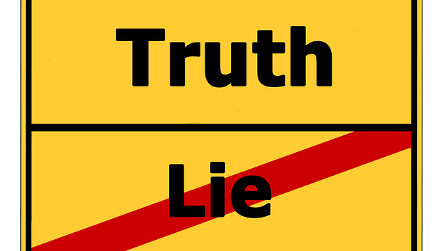 Who is Telling the Truth?   God's Word Today