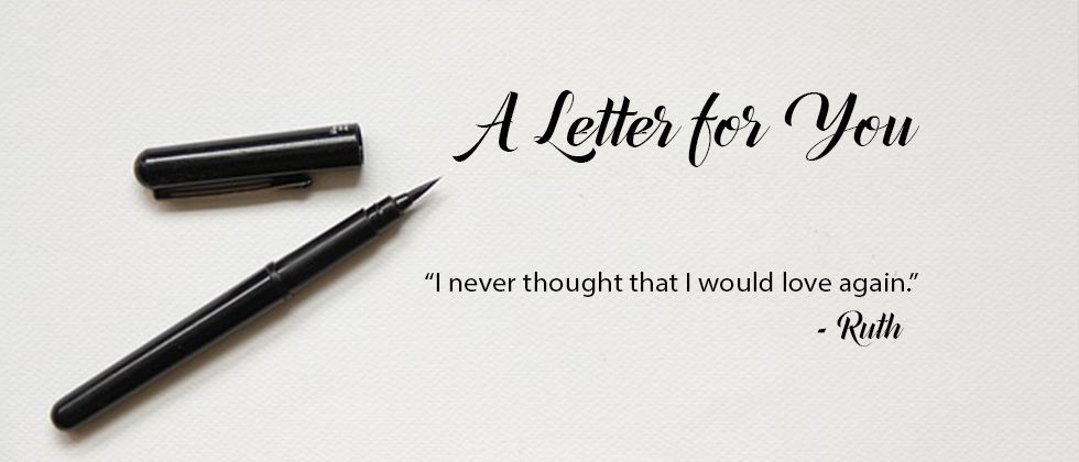 A Letter for You from Ruth
