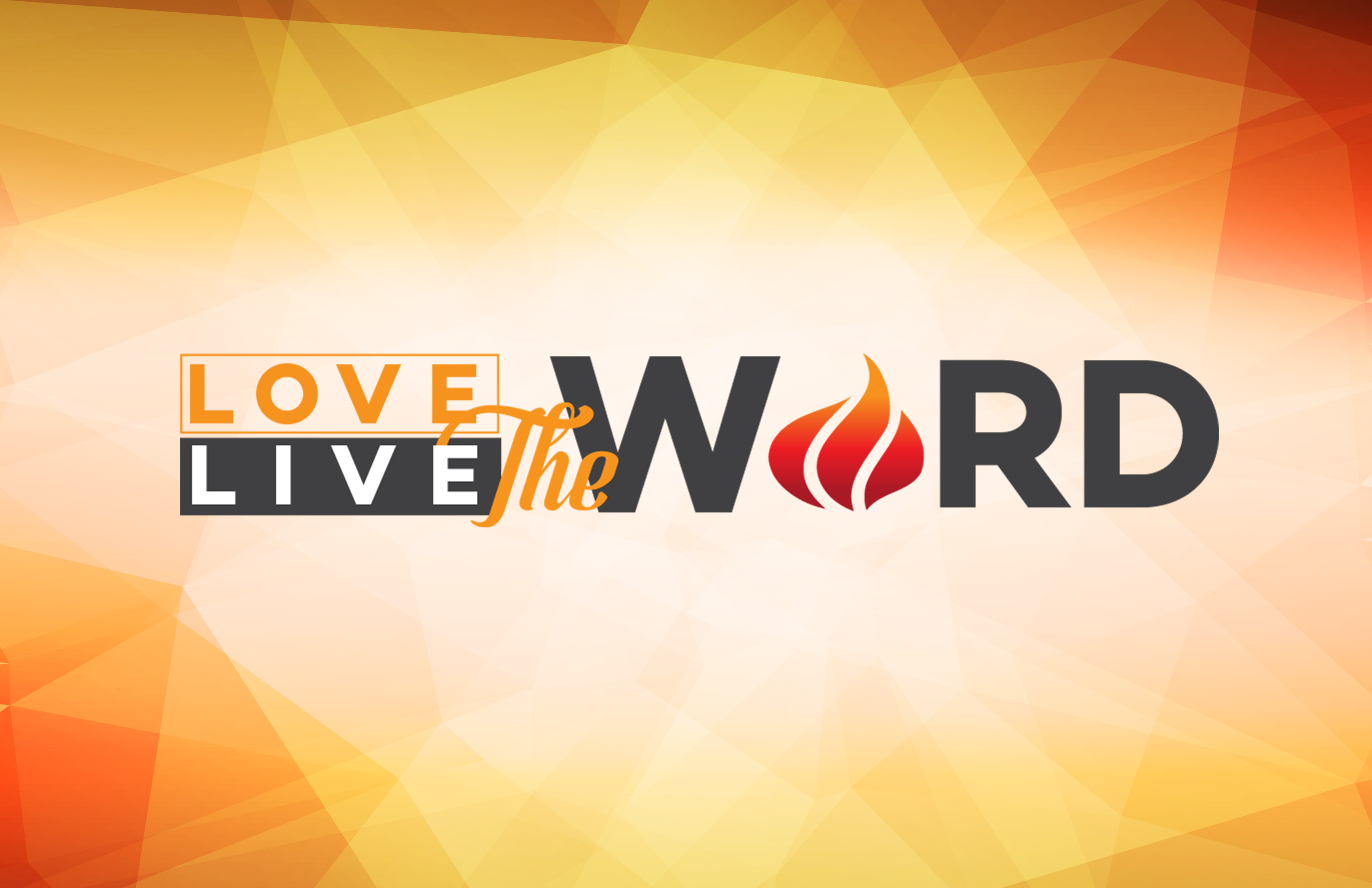 beating life u0027s obstacles through the u201clove the word live the word
