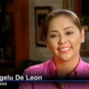 Angelu De Leon Rises above Trials with a Renewed Faith in God