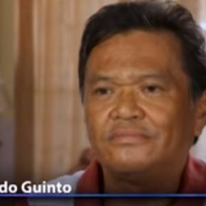 Hopeless Drug Addict turns to God and Trusts in Him | Reynaldo Guinto Story
