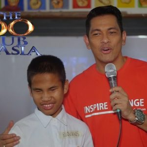 """Mr. Pure Energy"" Gary Valenciano Shares the Love of God in Albay"