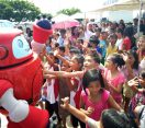 Superbook Visits Muntinlupa, Affirms its Support in Good Parenting