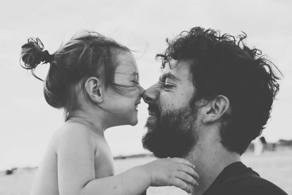 dads lead encourage listen