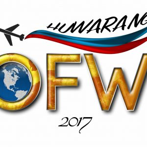 Who is your Huwarang OFW 2017? Here's a chance to Honor the OFWs!